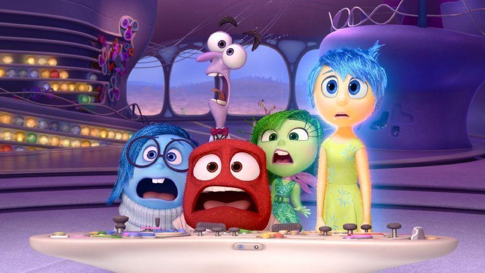 Filmkritik: Inside Out – Alles steht Kopf