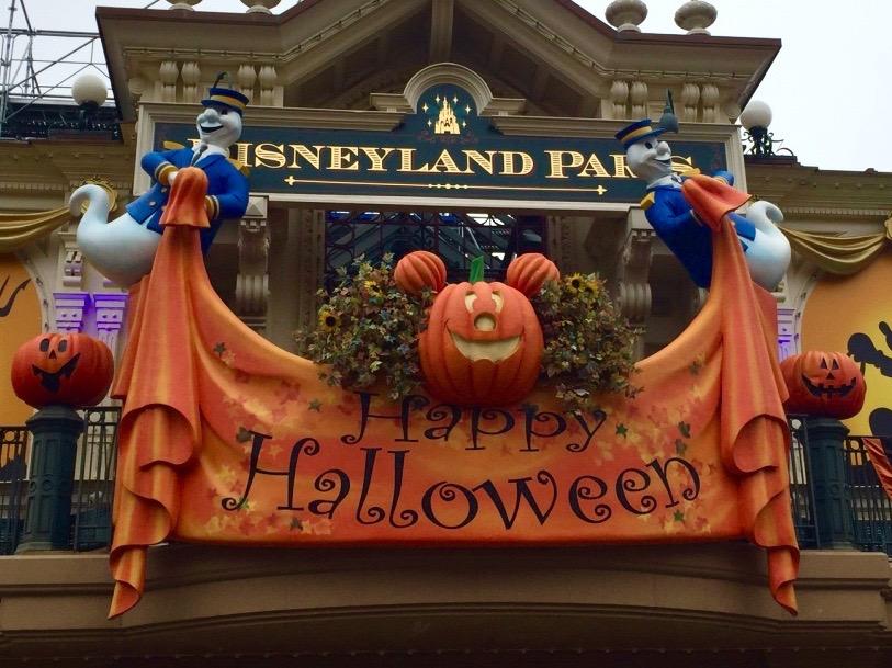 Spuktakuläre Tage im Disneyland