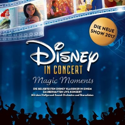 Disney In Concert – Magic Moments
