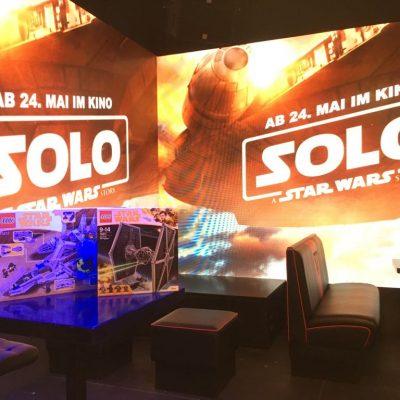 """Star Wars: Ein Bericht von dem Solo-Event """"ChewBARca"""" am Star Wars-Day"""